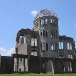 広島県広島市の原爆ドーム