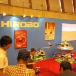 大空への夢を広げるヒロボー/RCヘリで世界トップシェア