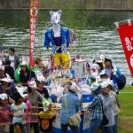 江戸時代のコスプレ?幻の祭り「砂持加勢(すなもちかせい)」