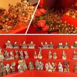 広島県の無形文化財・三次人形
