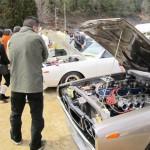 車輪好き(!?)が集まる神石高原のイベント「車輪村」